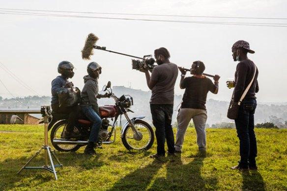 Ugandan Action Movie 'Blind Date' Amuses Movie Lovers