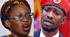 Stella Nyanzi Attacks Robert Kyagulanyi Over Armored Vehicle
