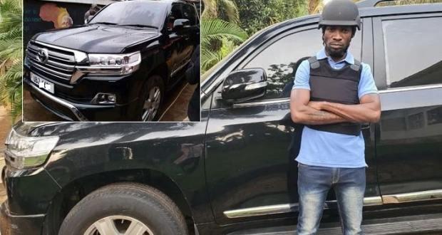 URA Says Bobi Wine Needed Special Permission To Import Armored Car