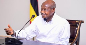 My Swearing-In Will Not Be Disrupted- Museveni Says