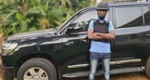 Meet Man Who Sold Bulletproof To Bobi Wine, Here Is What He Says