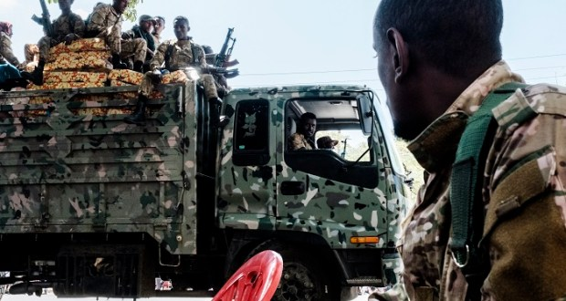 Ethiopian Military Detains BBC Reporter Girmay Gebru