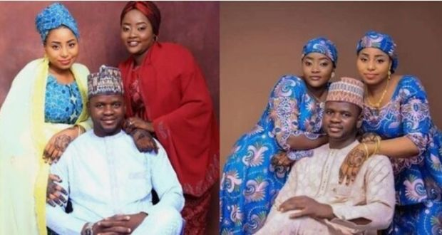 Man Marries Two Different Women On The Same Day, Says It Is His Dream Come True