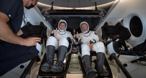 Space Station Crew Lands Back On Earth Successfully