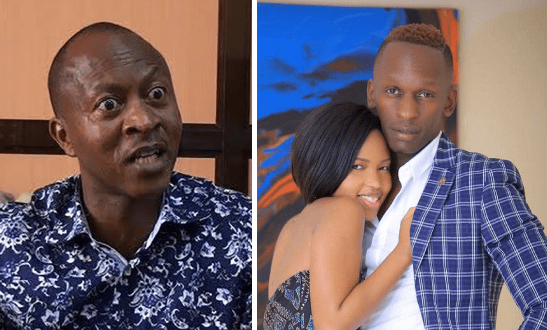 Frank Gashumba Orders God's Plan To Get Back With Daughter Sheilah