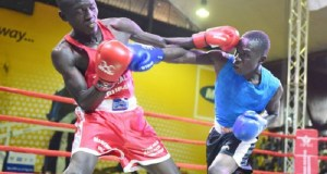 The Uganda National Boxing Team Boosted Ahead Of The Tokyo Olympics
