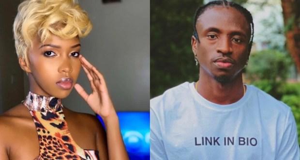 Sheilah Gashumba Quietly Dating Swedish-based Ugandan Singer, Rickman