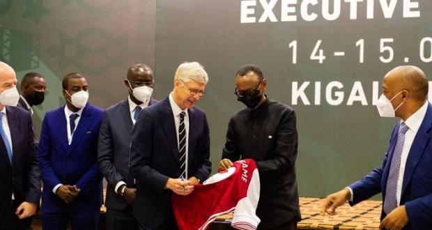 Rwanda Becoming the Sporting Hub Of Africa