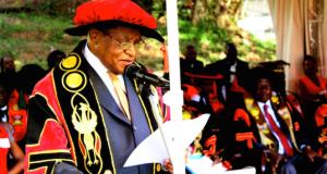 Prof. Ezra Suruma Asks Fresh Graduates To Embrace Parish Model