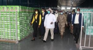 Multi-Billion Picfare Industries Factory Commissioned By Museveni