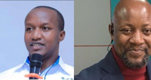 Samson Kasumba and Patrick Kanyomozi In Verbal Fight
