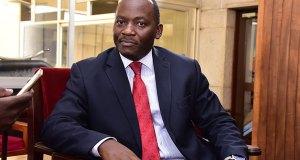 Samson Kasumba Gets Embarrassed By MP Mathias Mpuga