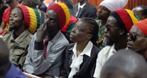 Rastafarians; Legalize Weed Because It Helps Us To Twitch And See Our God
