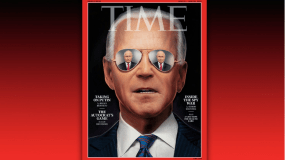 TIME Magazine Blasted For Exaggerated Attempt At Making Joe Biden 'Look Cool'
