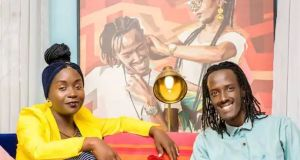 """Ann Kansiime Showers Her Lover Skylanta With Lots Of Love: """"Counting My Blessings"""""""