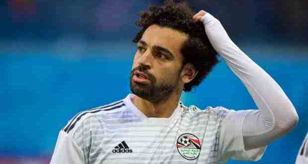 Egypt Fears Salah Might Be Absent For Olympics Team