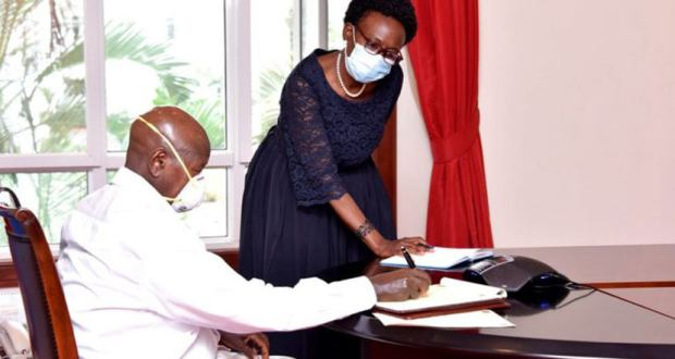Ministry Of Health Registers Over 1200 Covid Cases Ahead Of Museveni's Address