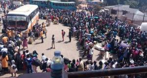 Students Still Stuck In Kampala With Lockdown Only A Day Away