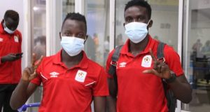 Uganda Cranes Leave For Saudi To Play Build-Up Matches