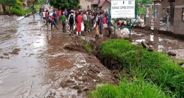 Nabbanja Furious With Government Officials For Mishandling Kasese Flood Victims