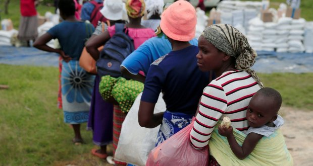 Government Has Warned Politicians Against Distributing Food Physically