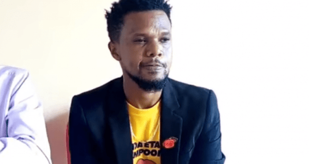 Ashburg Kato Beaten To Pulp By Police, Front Tooth Removed