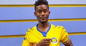 Saidi Kyeyune Makes His Return To URA Football Club