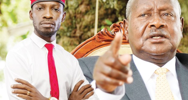 Bobi Wine To Museveni; It's Too Late To Wash Your Hands