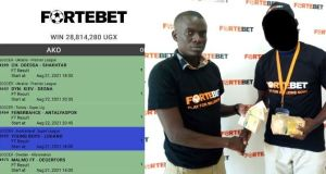 Fortebet Punter Incredibly Hits Shs28.8 Million From 1k Stake