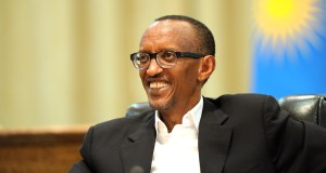 President Paul Kagame Finally Happy With Arsenal FC