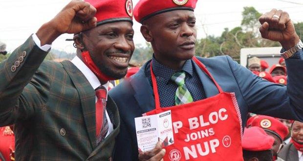 Jose Chameleone Tears Through Bobi Wine And NUP