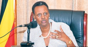 Janet Museveni; God Is Using Me To Rebuild Education Sector