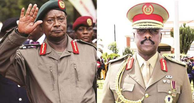 Why Should I groom My Son, Museveni Responds To Those Accusing Him
