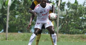 Winger Vincent Kasoki Inks Short Contract At Kyetume FC