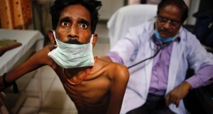 WHO Notes Rise In Tuberculosis Infections And Death Due To Covid