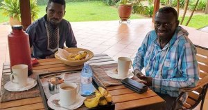 Besigye And Bobi Wine Talk Over On Going Feud Between NUP And PFT