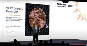 Former DEA Special Agent: Huge Percentage Of 93,000 Overdose Deaths In 2020 Involve Digital Currencies