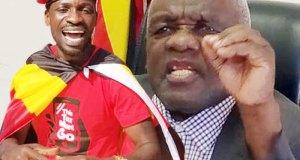 Hajji Nadduli; I Drove To Bobi Wine's Home To Warn Him