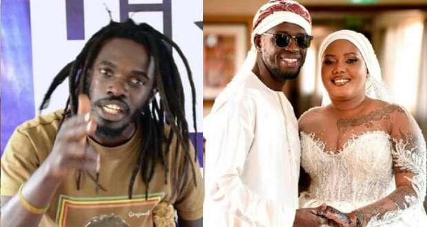 Buchaman Says He Didn't Know Nubian Li Got Married