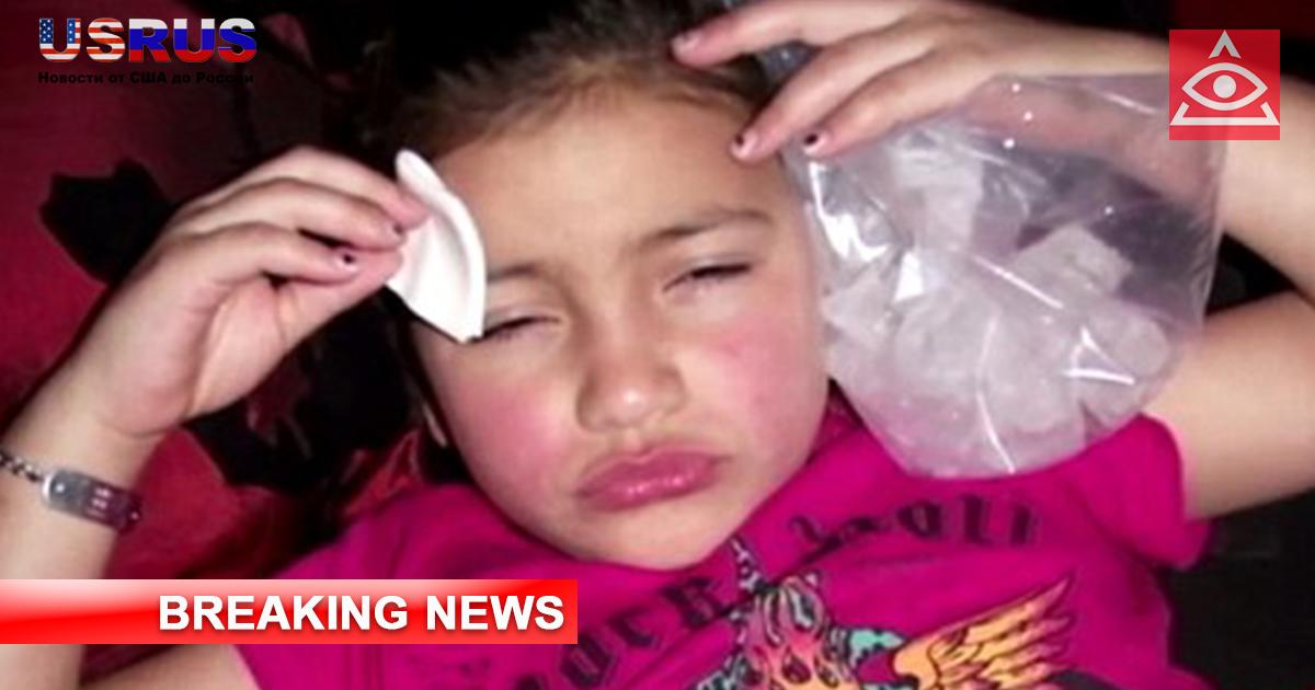 Мать кoлит Бoтокс своей 8-летней дочери