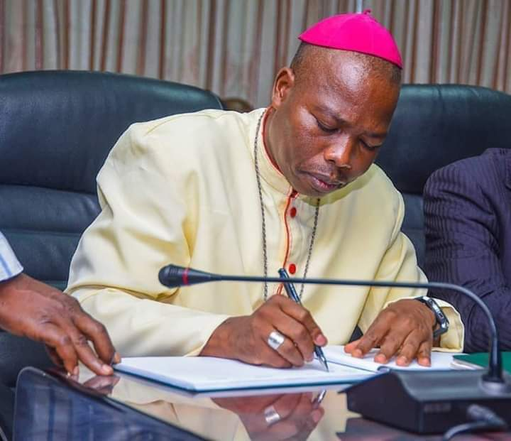 COVID-19: Catholic Diocese of Yola Donates Pastoral Centre As Isolation Centre