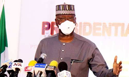 Boss Mustapha is tied down with Nat'l assignment, stop dragging him into 2023 politics -Group warns