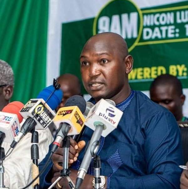 FEMI ADESINA: Nigeria's Judas Iscariot?
