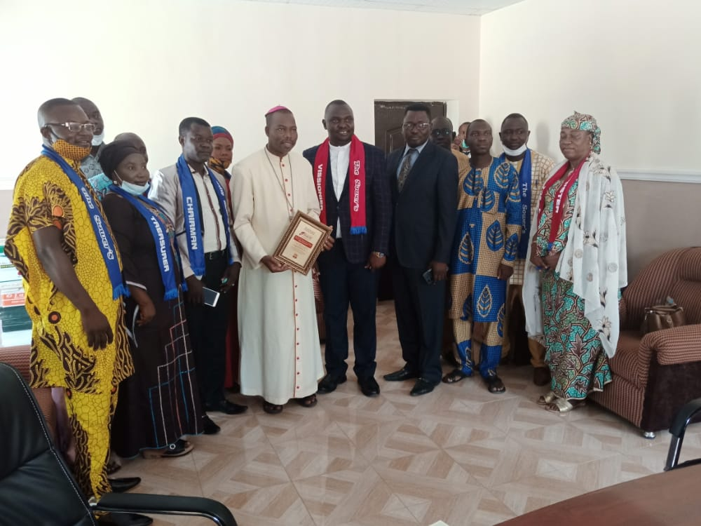Sower's Ministry Named Bishop Mamza as Peace Ambassador
