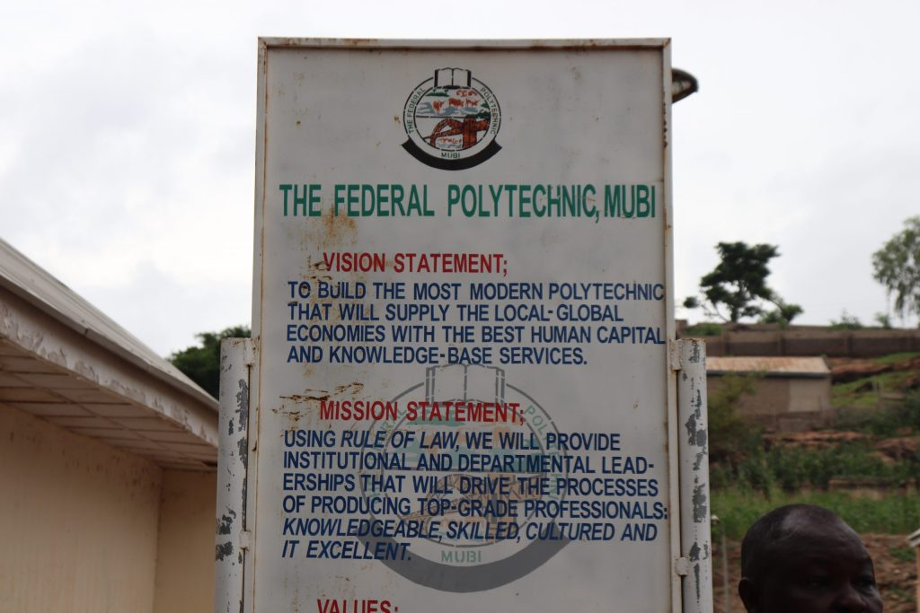 ASUP Gives Conditions For New Rector in Fed Poly Mubi