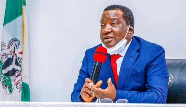 Gov Lalong Directs Hunt For Killers of District Head