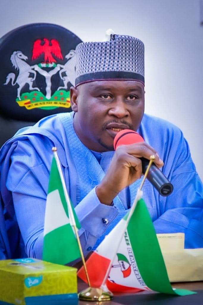 Fintiri Presents N140b Proposed Budget For 2021