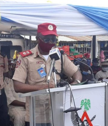 FRSC Targets 15% Reduction in Accidents in Adamawa