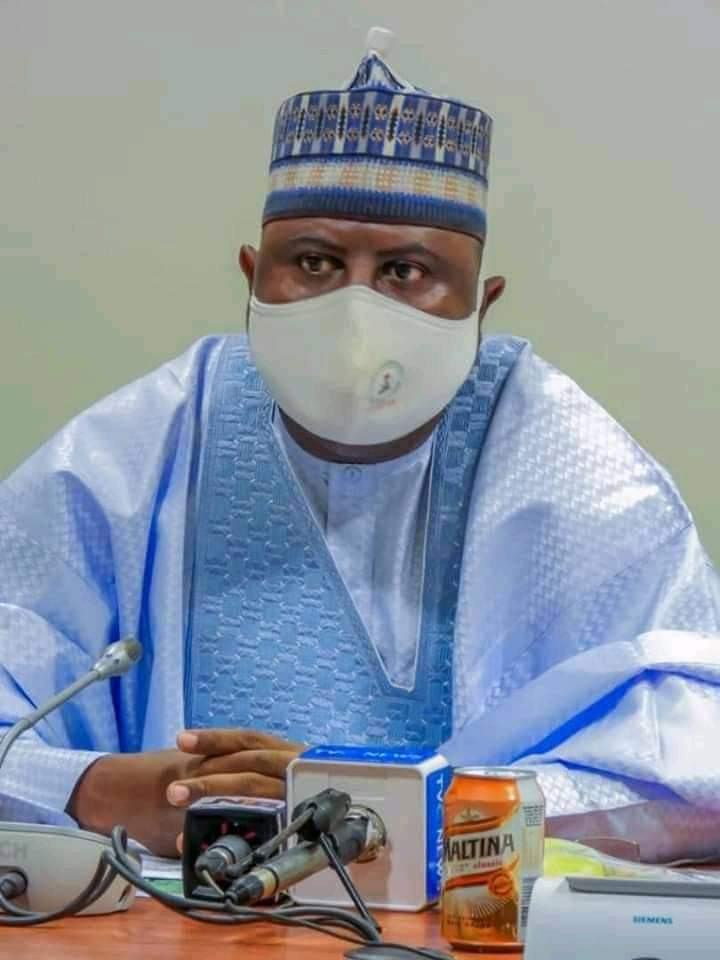 Jubilation as Namdas Begins Construction of N87.3m Primary Health Care Centre In Bajama, Mayo-Belwa