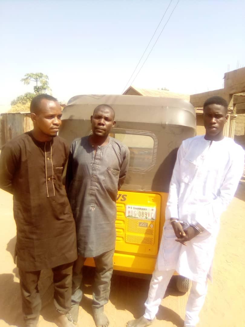 Adamawa Police Arrest 3 Suspected Shila Boys